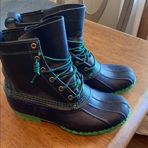 Limited LLBean Boots!  W's 7 (fits size 8-8.5)